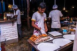 Sea Food BBQ