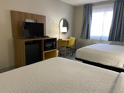 Check out our brand new rooms at Days Inn by Wyndham Rawlins!