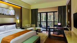 Holiday Inn Resort Chaohu Hot Spring Single Bed Superior Room