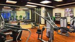 Holiday Inn Resort Chaohu Hot Spring Fitness Center