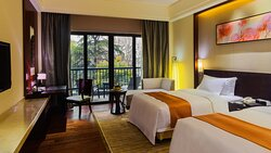 Holiday Inn Resort Chaohu Hot Spring Double Beds Superior Room