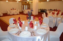 Private banquet event