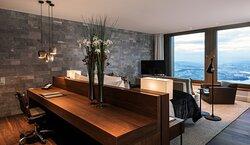 Presidential Suite,Bedroom