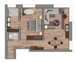 Bürgenstock Senior Suite