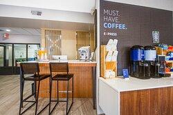 24 Hour Coffee/Tea/Hot Cocoa Station