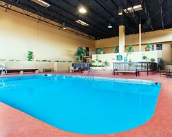 Swimming Pool at Holiday Inn Blytheville, Arkansas