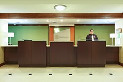 Front Desk at Holiday Inn Blytheville, Arkansas