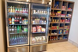 Large Gift Shop with snacks and sundries for all occasions