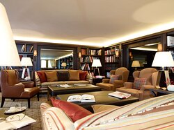 Relax and enjoy our library