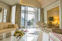 Suite San Salvatore Living Room
