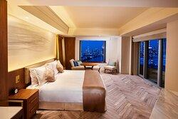 Regular Floor Premium Bay View Double Night