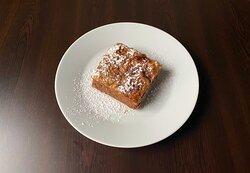 Apple Walnut Pie (Placinta De Mere Cu Nuca)