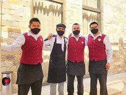 "Best staff at  Italian Restaurant ""Ciao"""
