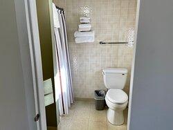 Cabin #4 restroom