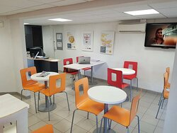 Première Classe Laon - Salle Petit D