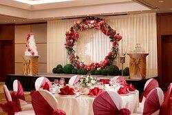 Wedding and Solemnisation