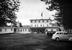 Strand Hotel Fevik Historic