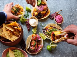 At Oaxaca Taqueria, we have dedicated ourselves to bringing you traditional Mexican fare inspired by the flavors and ingredients of Oaxaca. Our food is made fresh from scratch every day.