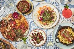 Mediterranean dining Islington.