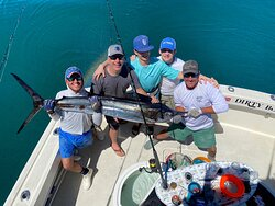 Awesome day on Dirty Boat with an amazing Captain & crew!