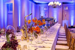 Host an event with a New Orleans flair!