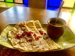 Delightful Azerbaijani food