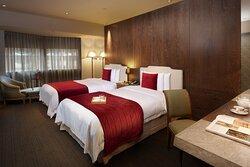 豪華客房雙床