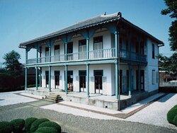 熊本洋学校教師 ジェーンズ邸