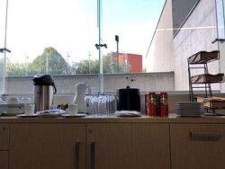 Galeria Plaza San Jeronimo Coffee Break