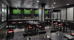 DRAFT is our full-service bar, serving local craft brews.