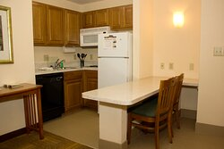 Staybridge Suites all rooms have kitchens