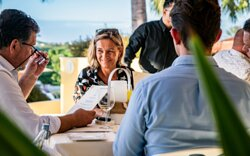 Restaurant The Tides at Bayside Boutique Hotel