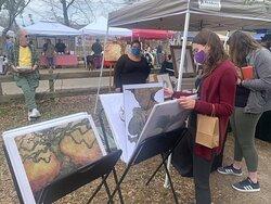Abita Springs Art & Farmers market