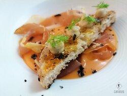 sal del abrimiento culinario cartagenero  Canales 5 Brasserie Moderne , los referentes del Bien Comer