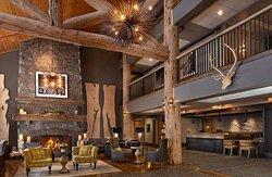 Teton Mountain Lodge Lobby