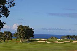 Golf View Long Shot