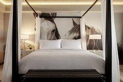 Archer Hotel Austin Archer's King Suite Bed