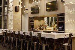 Archer Hotel Austin Second Bar + Kitchen Bar