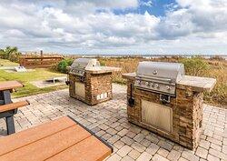 Barbecue and Picnic Area