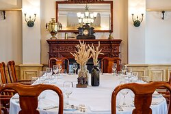 Fontana Salon | private dining are within the Fontana Restaurant
