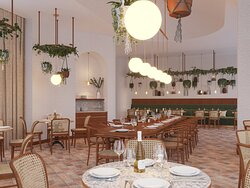 Italian A la Carte Restaurant