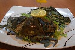 fresh Crab at Kolagji!