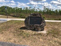 Monument marker