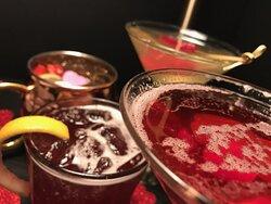 valentines cocktails