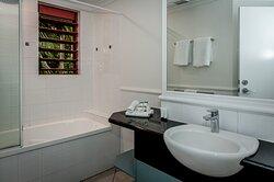 Bathroom main with bath