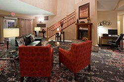 GrandStay Eau Claire Lobby