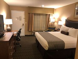 Delux King Guest Room