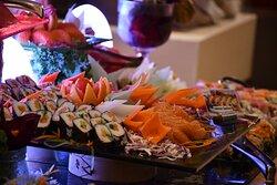Sushi Buffet Night