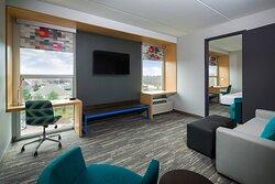 Aloft King and Double Sofa Suite