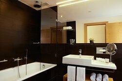 Corvatsch Room Bathroom